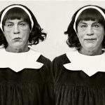 Diane Arbus Identical Twins, Roselle, New Jersey (1967), 2014, photo: http://www.budapestphotofestival.hu/en/