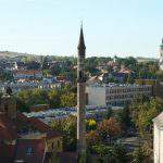 The renovated Turkish minaret of Eger reopening in the summer