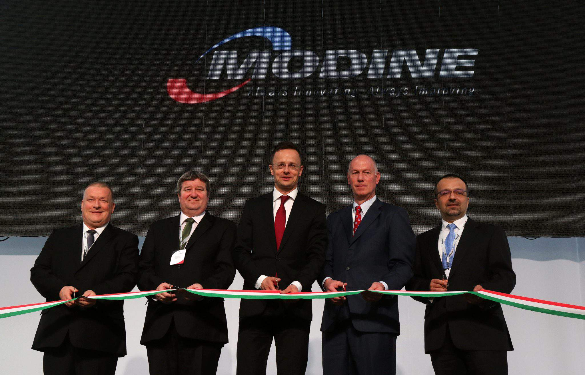 Modine investment automotive