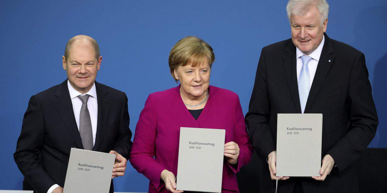 Orbán congratulates Merkel, Seehofer on the new coalition