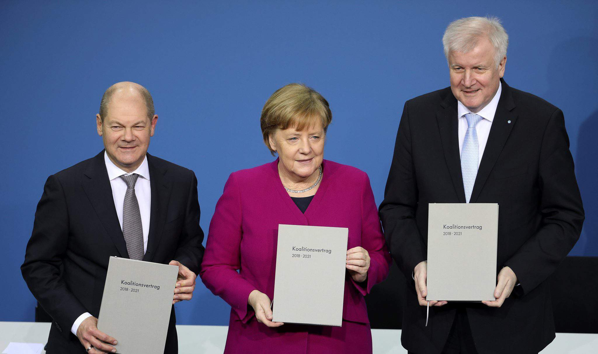 Germany coalition government