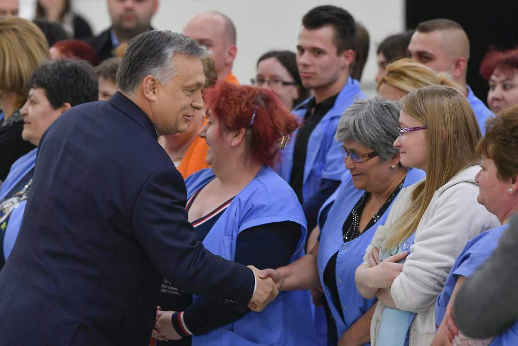 Viktor Orbán Prime Minister investment