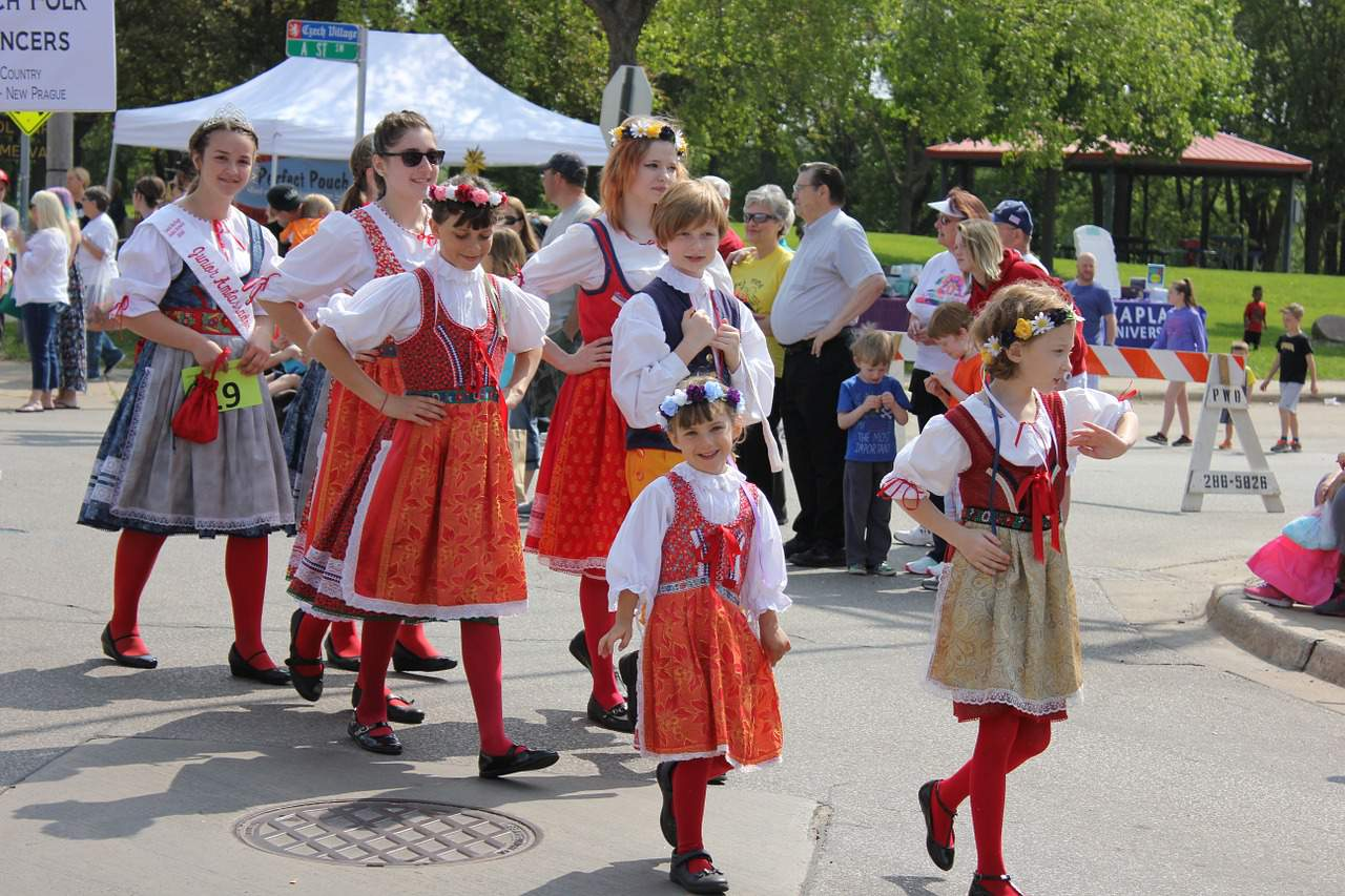 slovak slovakian festival traditional