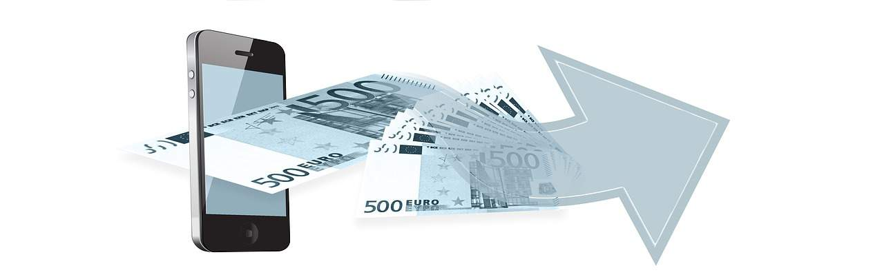 mobile phone pay money app