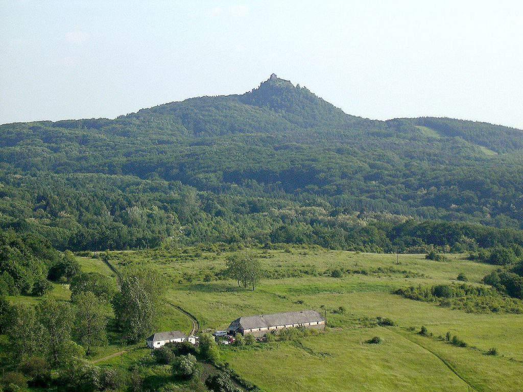 Nógrád megye county Somoskő vára castle