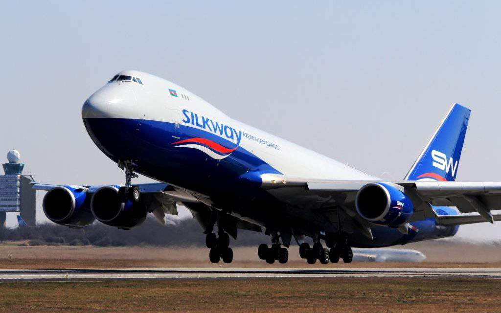 Silk Way re-launches Budapest freighter service