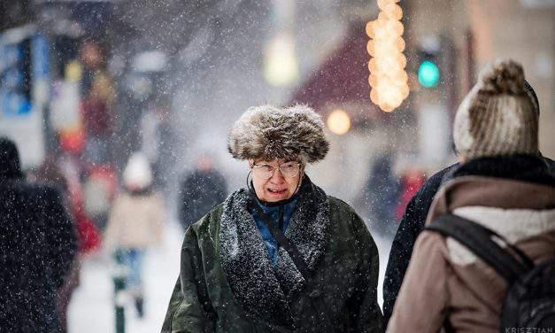 Weather: Goodbye frost, welcome sleet