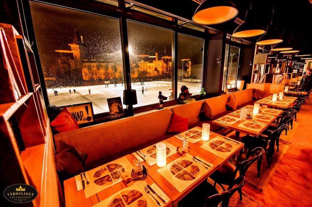 budapest city park restaurant