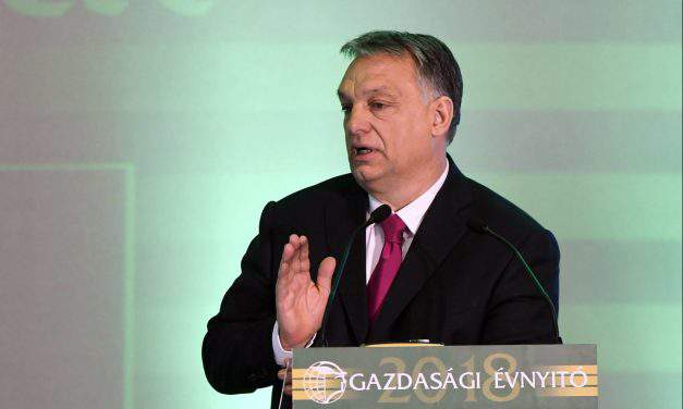 Orbán: The demographic problem should be solved through family policy