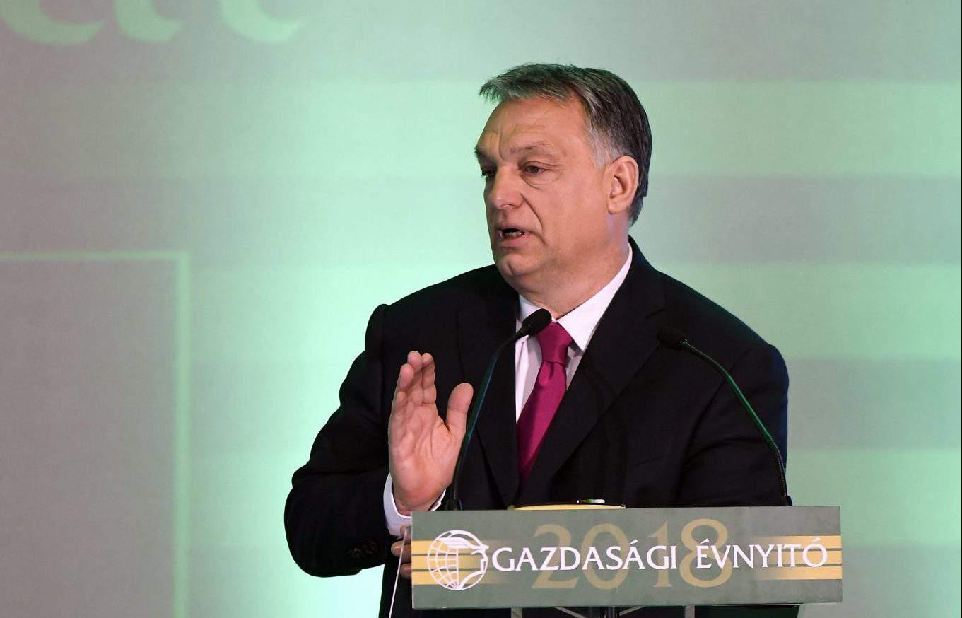 Viktor Orbán Prime Minister