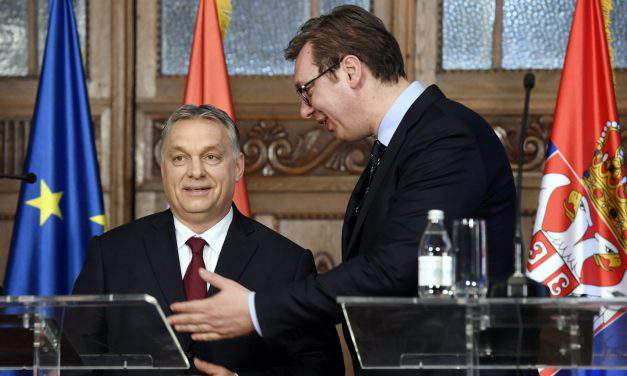 Serbian president thanks Hungary for Subotica synagogue renovation donation