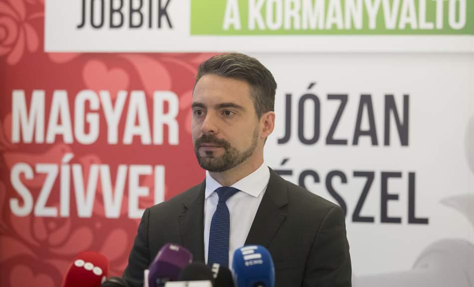 jobbik vona gábor PM candidate Hungary