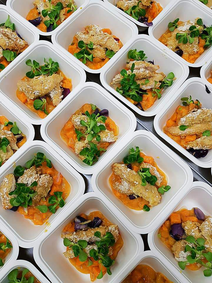 food health startup