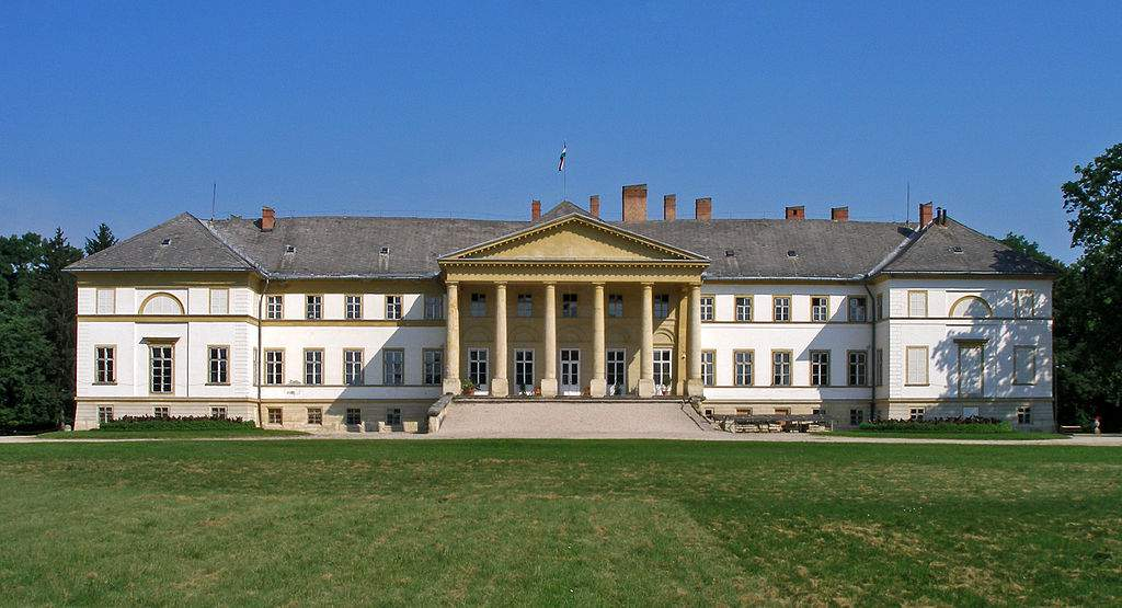 Dég Festetics kastély castle