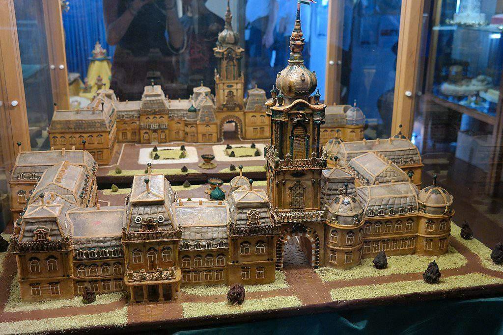 Keszthely marcipán marzipan museum
