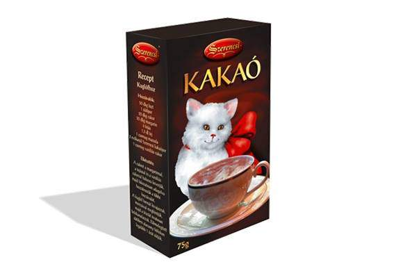 szerencsi cacao sweets chocolate