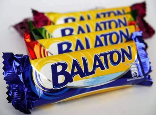balaton szelet chocolate