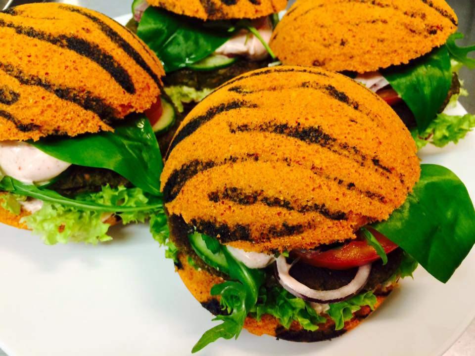 VegaCity hamburger restaurant