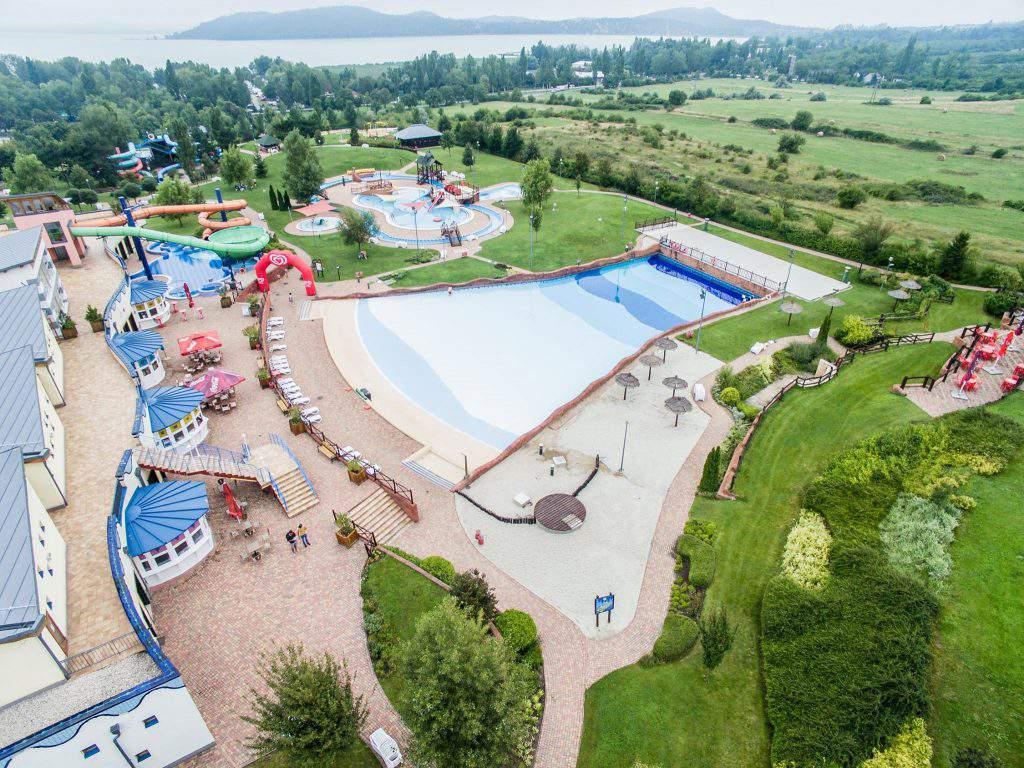 Balatonfüred Annagora Aquapark