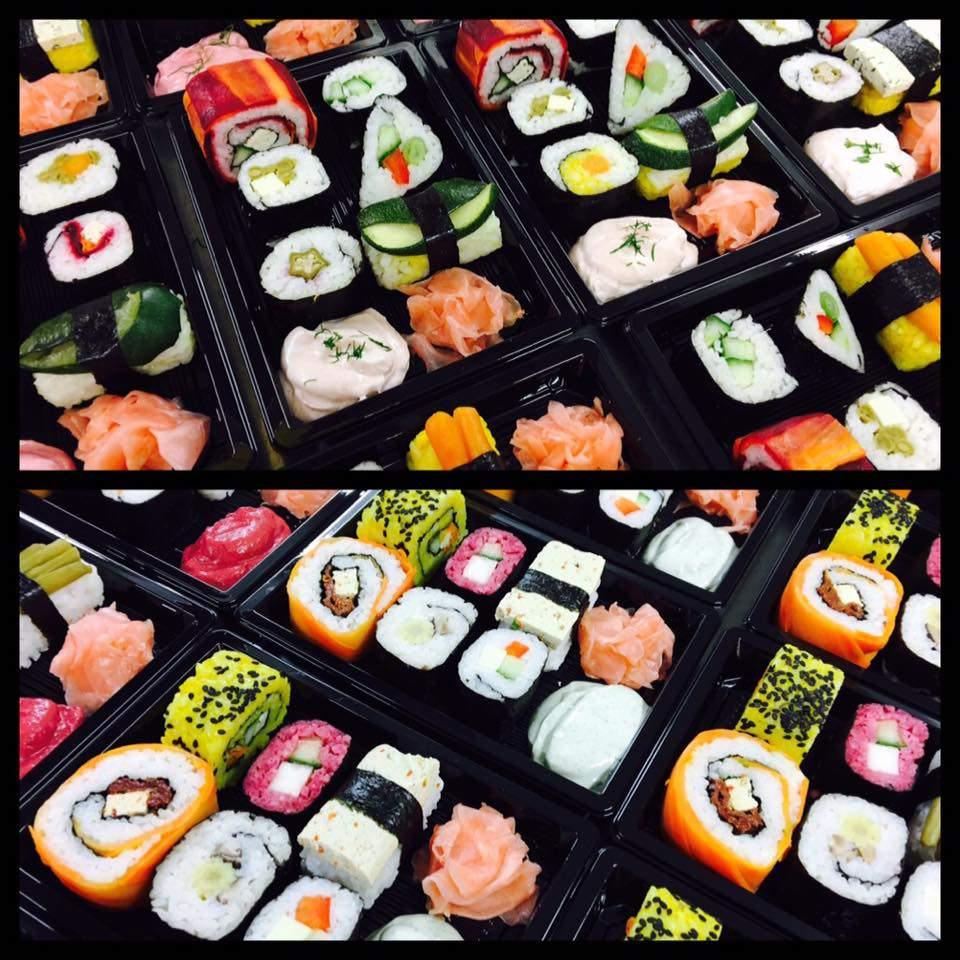 VegaCity restaurant sushi