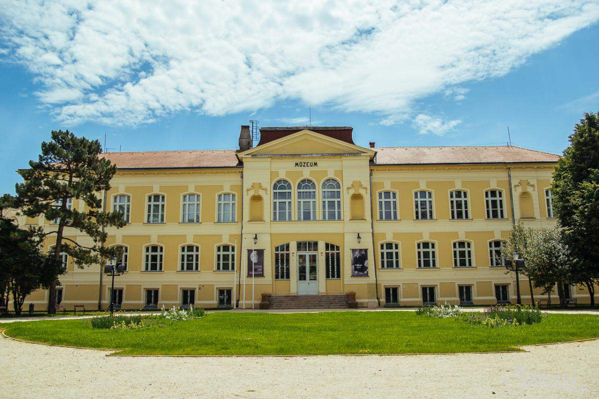Szombathely Savaria museum