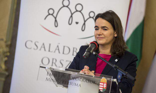 Strong families basis for strong Europe, says Hungarian state secretary