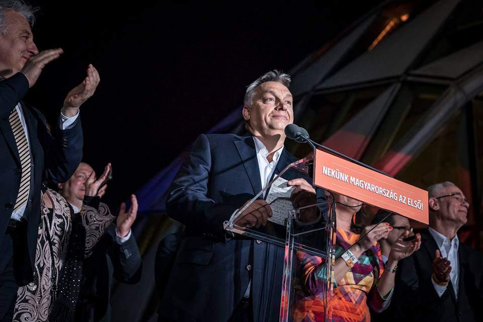 Viktor Orbán election2018