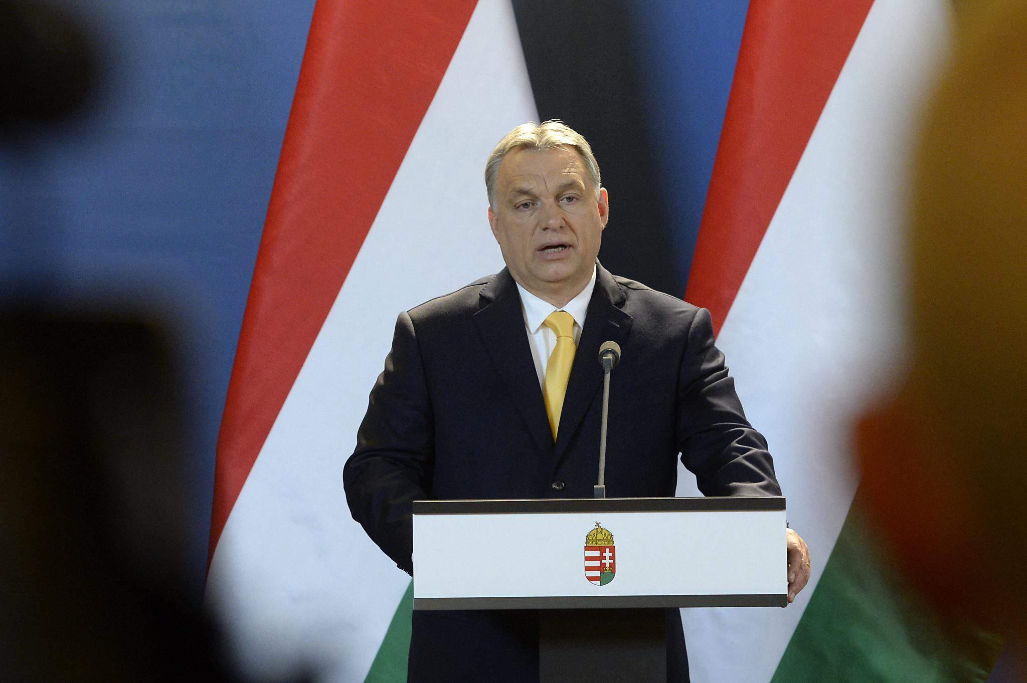 Orbán Viktor Prime Minister Hungary