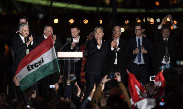 Why did the Orbán-led Fidesz dominate the Hungarian general election?