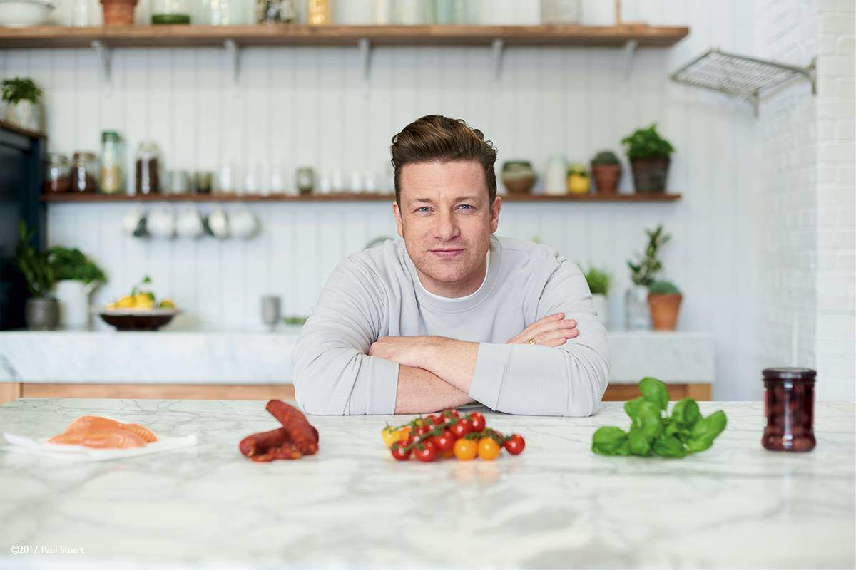 Jamie Oliver chef cook