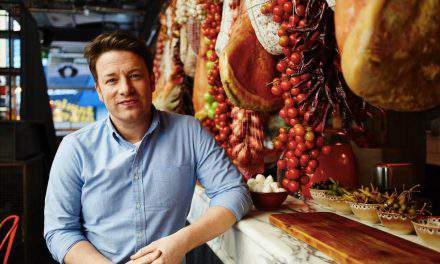 Jamie Oliver visited Budapest for the first time, here is what he thinks