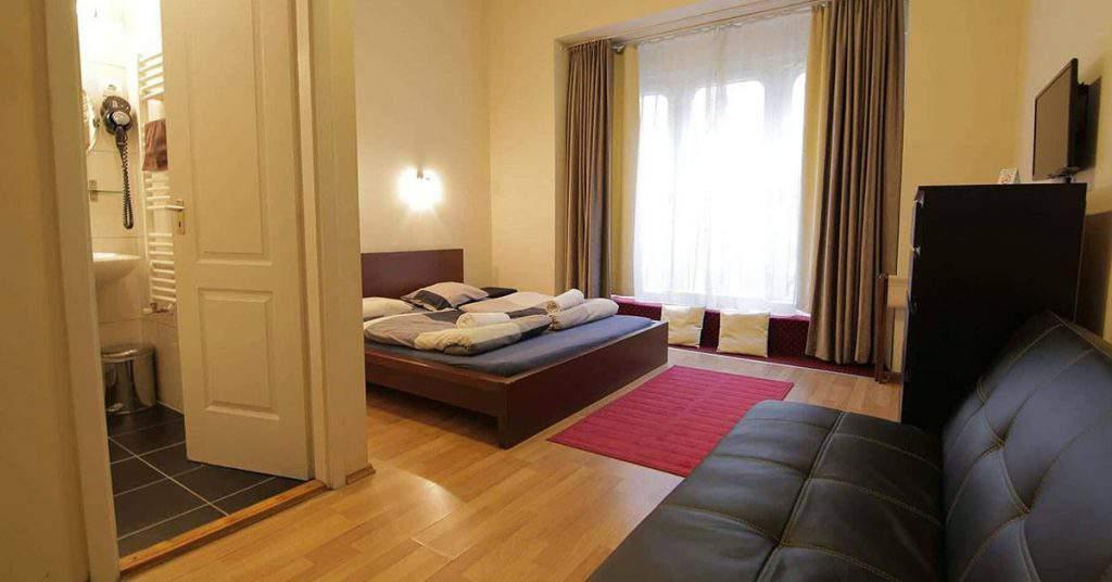 Maverick Hostel & City Lodge Budapest