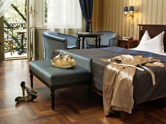 Gerlóczy Rooms de Lux Budapest hotel