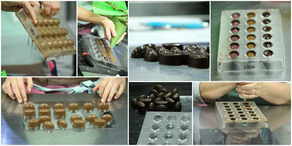Desszert.Neked dessert chocolate DIY workshop