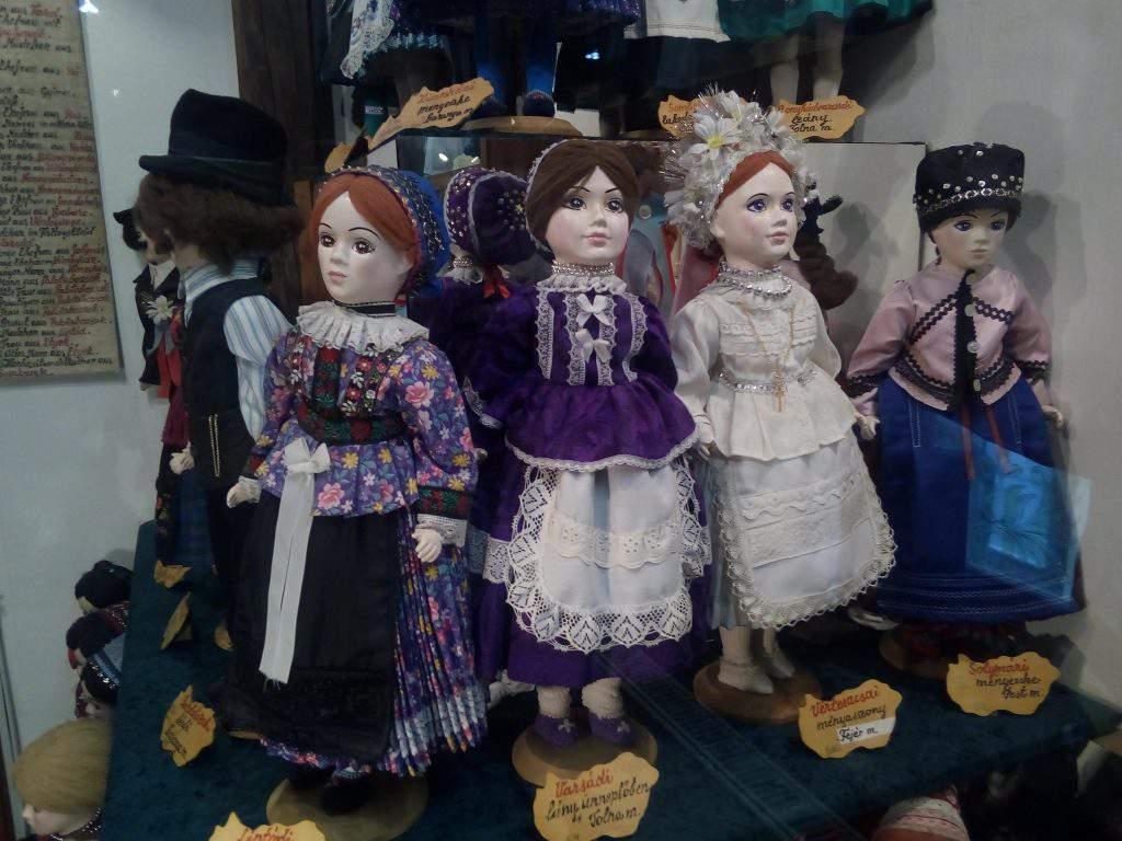 doll museum Keszthely babamúzeum