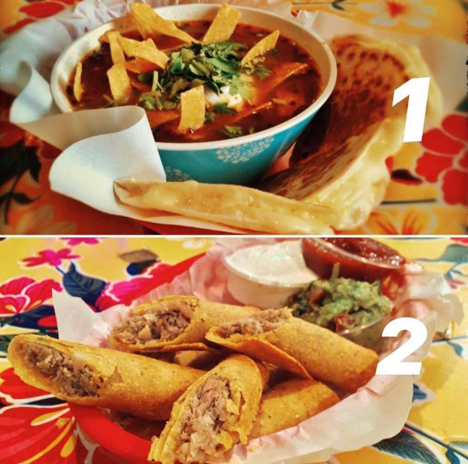 Arriba Taqueria restaurant Budapest