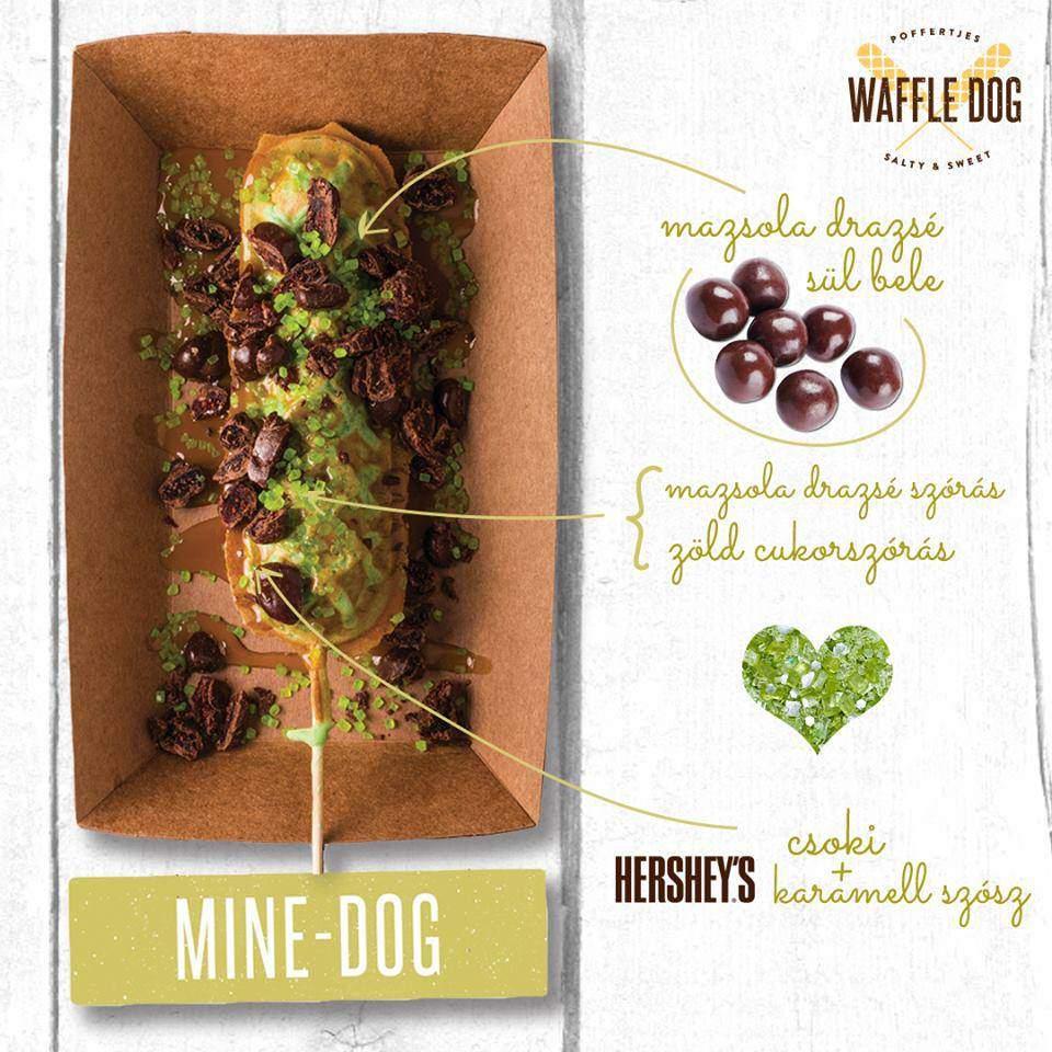Waffle Dog dessert