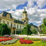 Keszthely kastély castle Festetics