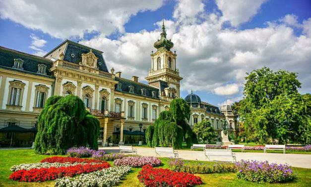 Big cities in Hungary – 5 facts you may not know about Keszthely – PHOTOS