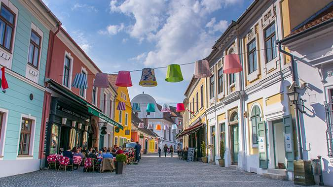 The Hungarian city of arts – Szentendre – Daily News Hungary
