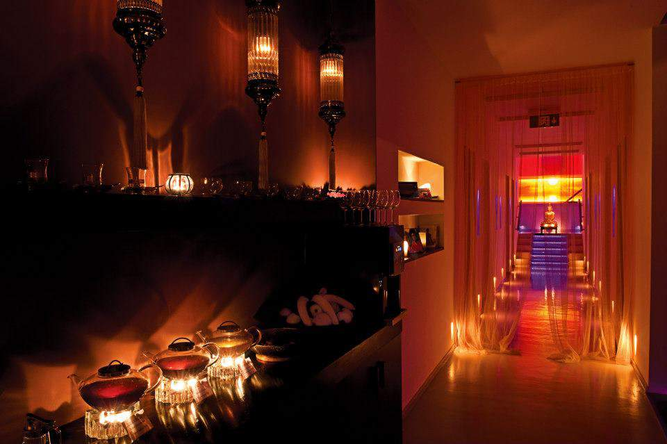 spa mandala spiritual bath