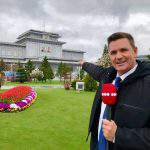 András Novák riporter ATV North Korea