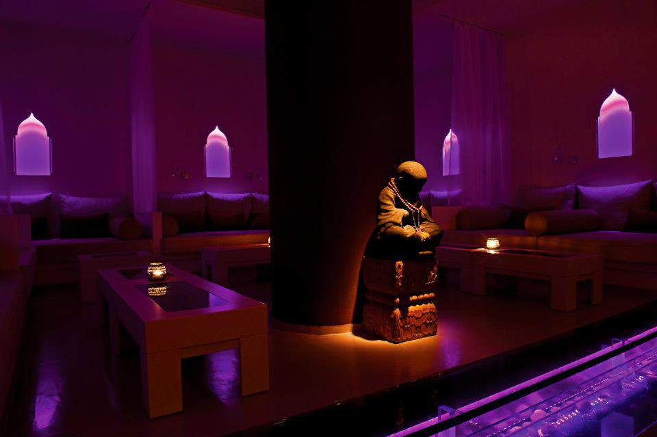 Spiritual-themed luxury bath opened in Budapest