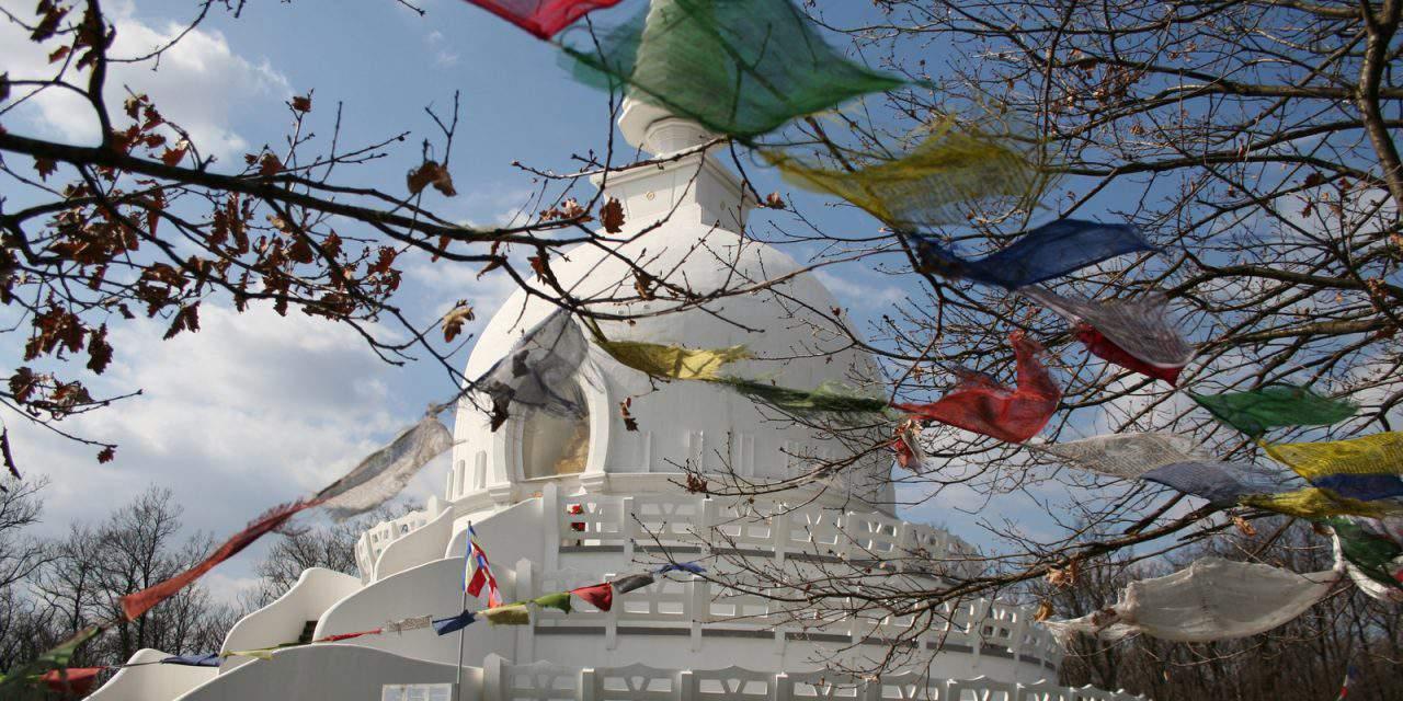 The beautiful stupas of Hungary – PHOTOS
