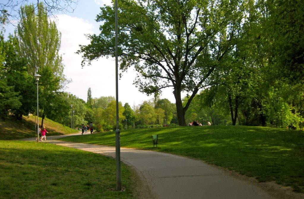 városliget city park