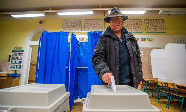 Election 2018 – Turnout at 6.30 pm 68.13 per cent