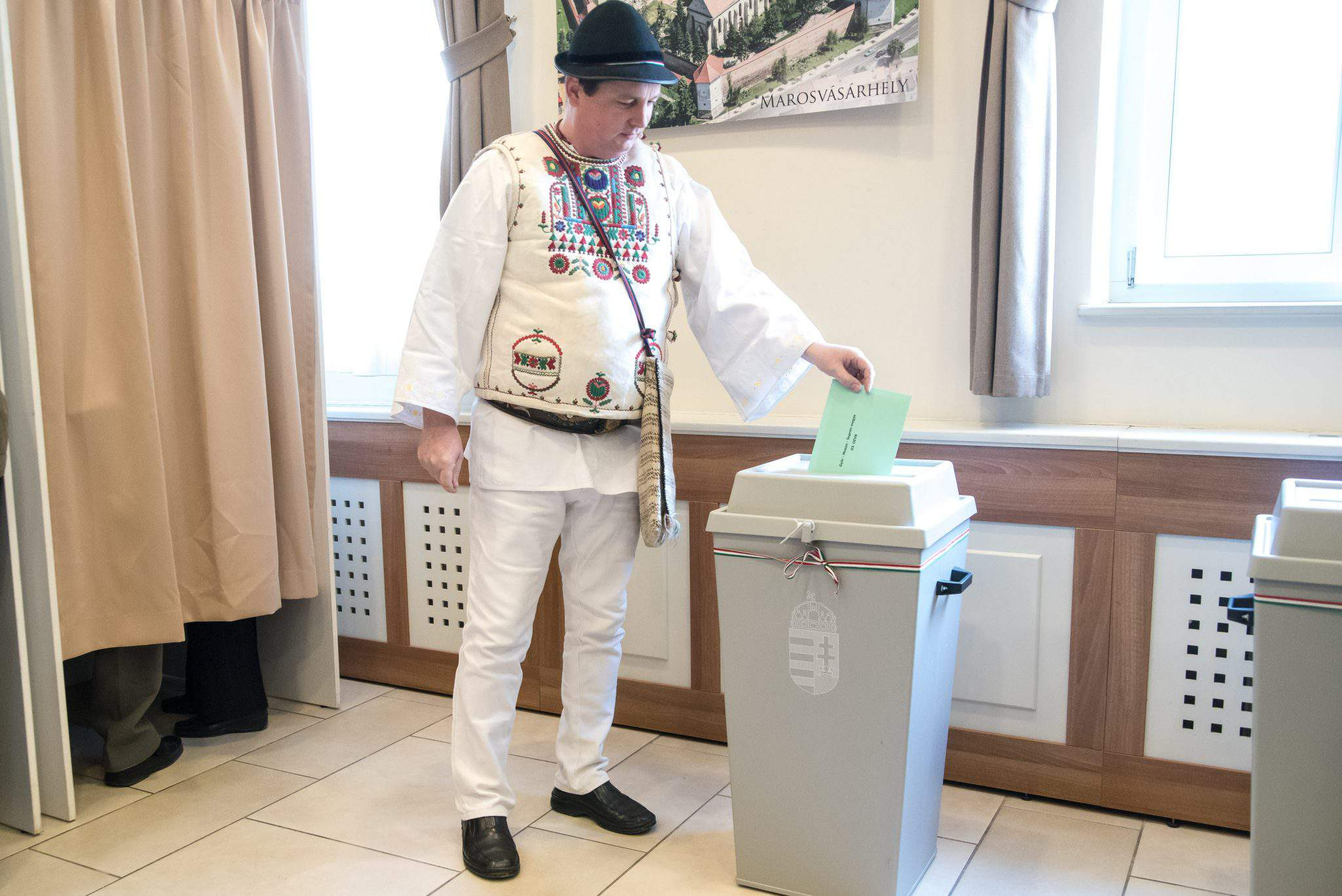 election vote ballot