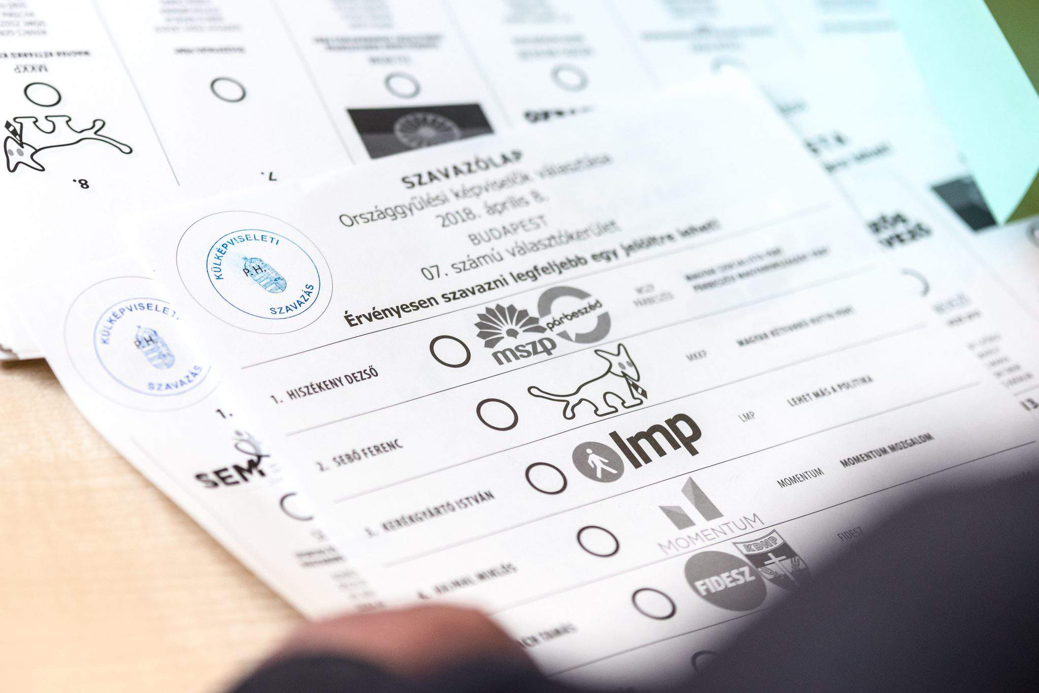election Hungary Csíkszereda