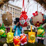 easter hungary eggs