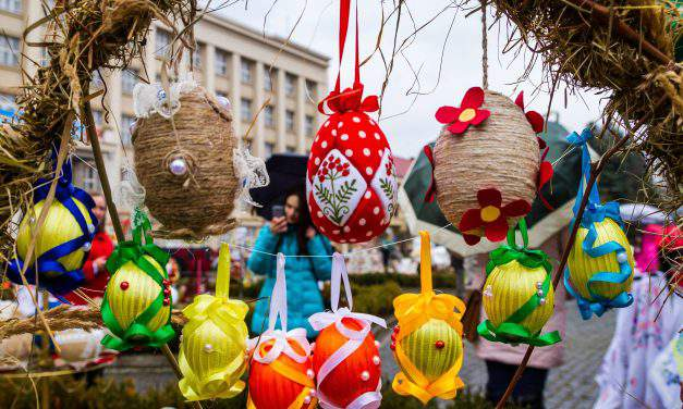 Easter egg, the special Hungarian tradition